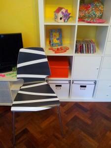 6. Teak finished. DIY Reclaimed Parquet Flooring Installation