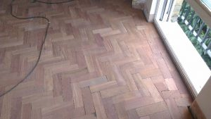 Beautiful clean parquet