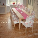 MAPLE parquet – reclaimed