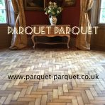 ENGLISH OAK – Reclaimed Parquet
