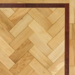 Pattern differences in parquet flooring