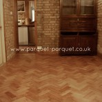 OPEPE – Reclaimed Parquet