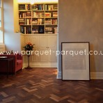 PARTRIDGE WOOD – Reclaimed Parquet