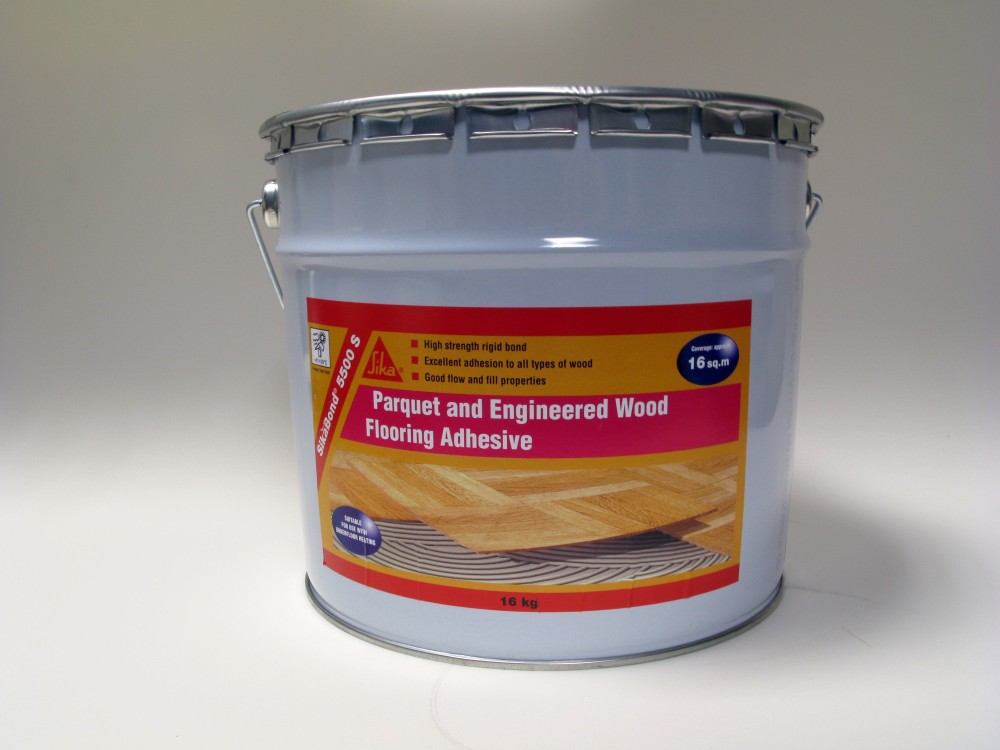 SikaBond S No Bitumen Removal Parquet Parquet - How to remove tar adhesive from wood floor