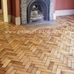 Oak floor in Lincolnshire