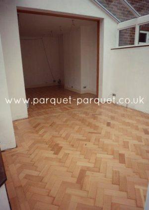 Columbian Pine Floor